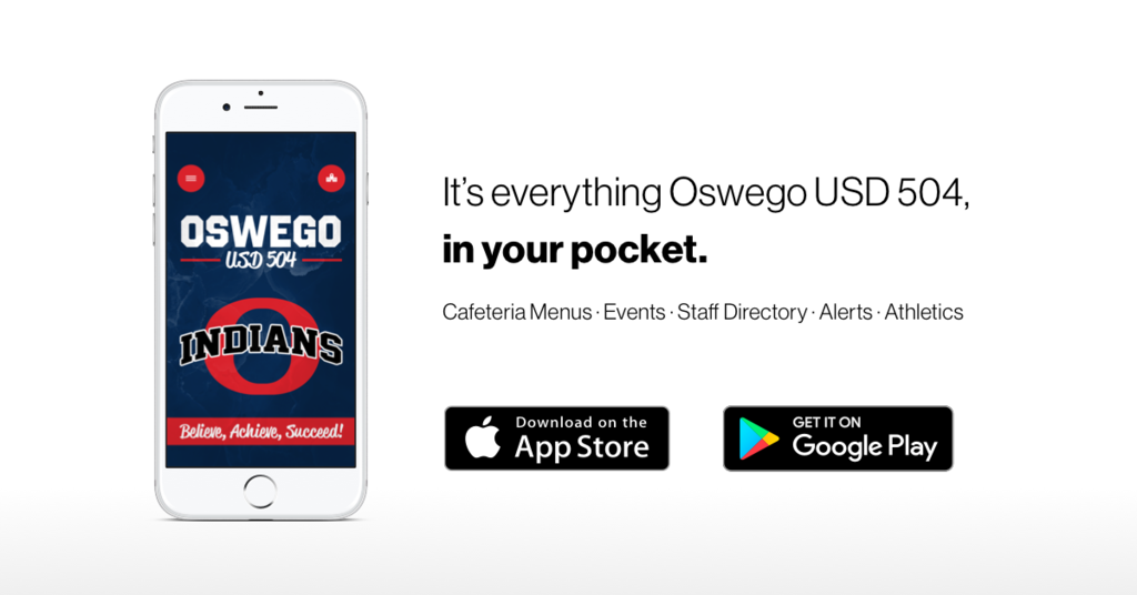 It's Everything Oswego in your pocket