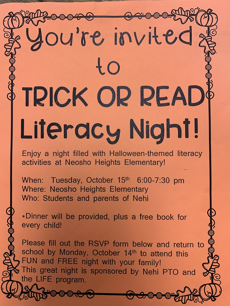 Trick or Read