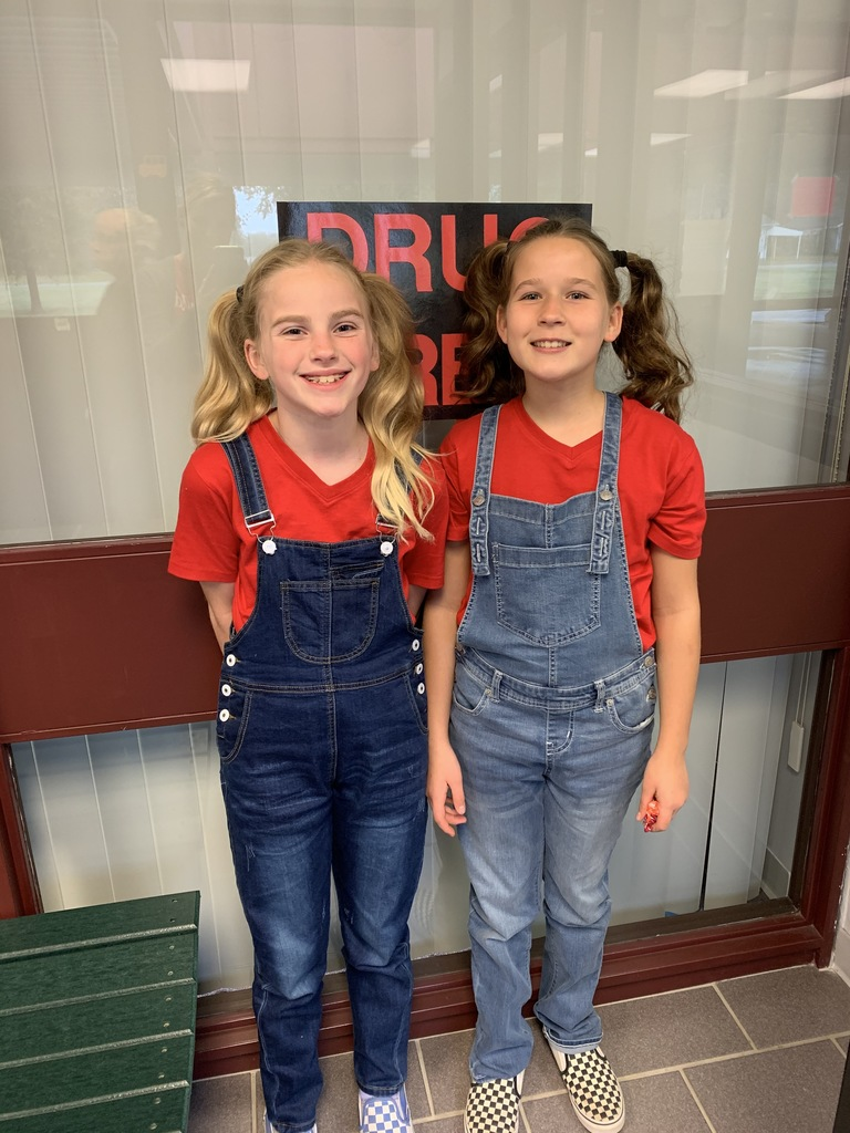 Twin Day Winners!