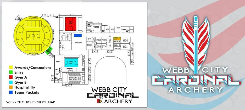 Map Webb City High School